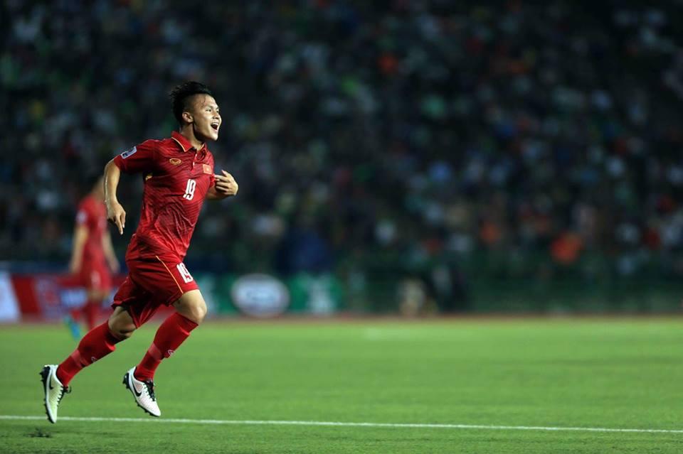 """Quang Hải: """"U23 Việt Nam làm nên lịch sử khi giành vé vào tứ kết"""""""