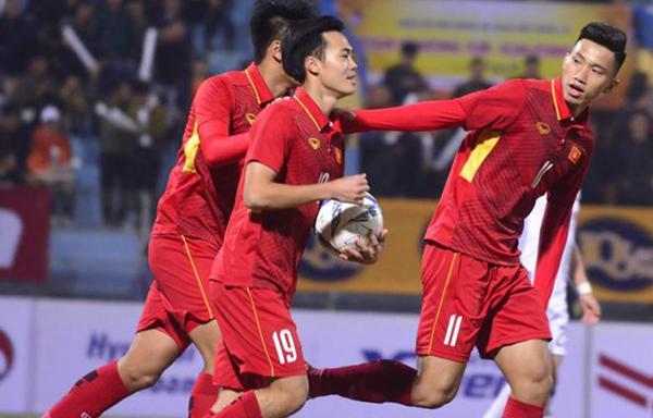 Bảng xếp hạng FIFA tháng 1/2018: Việt Nam vẫn dẫn đầu khu vực Đông Nam Á