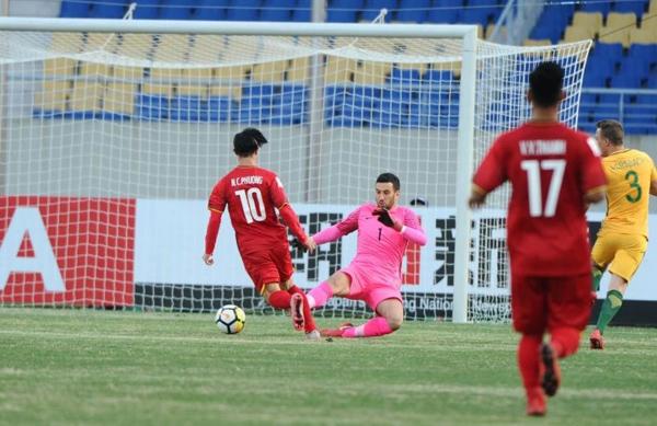 U23 Việt Nam có 40% cơ hội đánh bại U23 Iraq