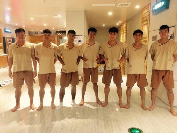 U23 Việt Nam bất ngờ… nghỉ tập trước trận tứ kết gặp U23 Iraq