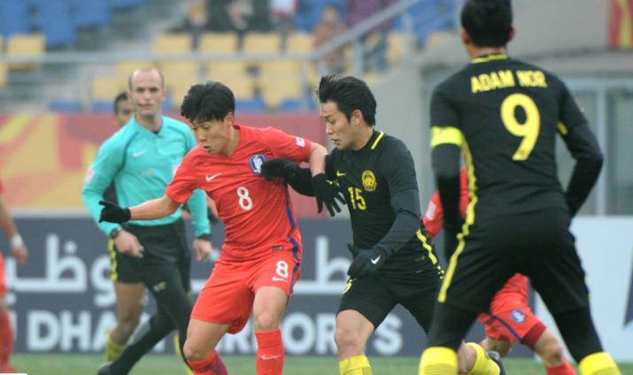 Kết quả U23 Hàn Quốc - U23 Malaysia: Suýt chút nữa có địa chấn