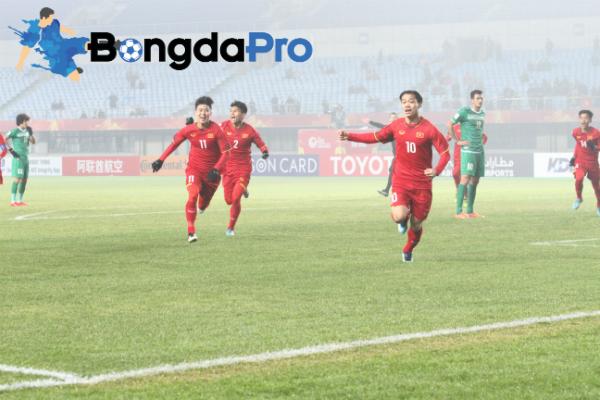 Chốt lịch thi đấu U23 Việt Nam vs U23 Qatar (Bán kết U23 châu Á 2018)