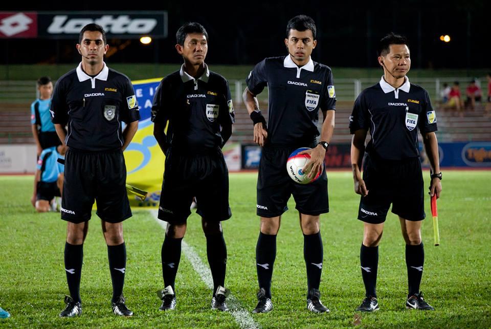 Trọng tài trận U23 Việt Nam vs U23 Qatar là ai?