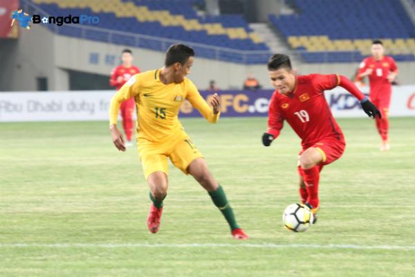 Bóng đá Việt Nam đã vươn tới đẳng cấp châu Á