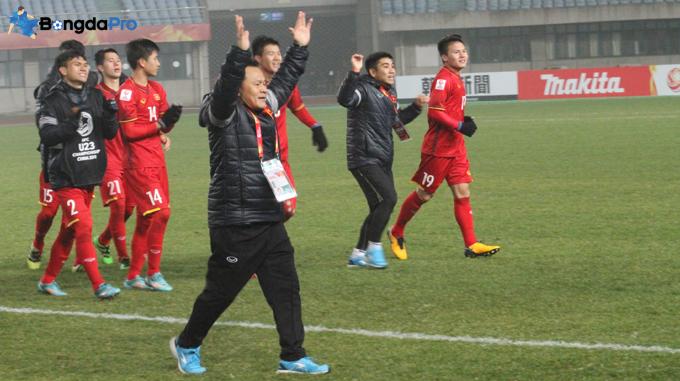 Tỉ lệ cược U23 Việt Nam đánh bại U23 Qatar bất ngờ tăng đột biến