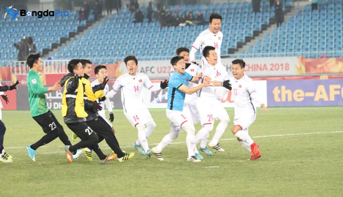 Kết quả U23 Việt Nam 2-2 U23 Qatar (pen, 4-3): Siêu kỳ tích của U23 Việt Nam