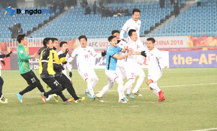 Người Thái nói gì về khi chứng kiến U23 Việt Nam 'hóa rồng' ở giải châu Á?
