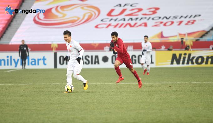 Cựu danh thủ Hồng Sơn 'tâm phục, khẩu phục' U23 Việt Nam