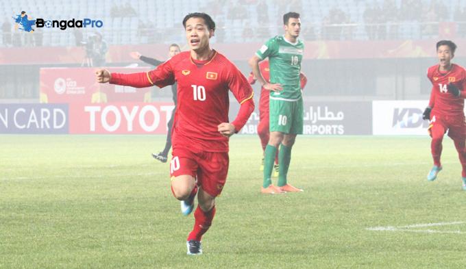 Công Phượng ngợi khen thầy Park, đặt mục tiêu vô địch cho U23 Việt Nam