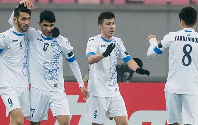 U23 Uzbekistan có tổng giá trị đội hình đắt gấp… 80 lần so với U23 Việt Nam