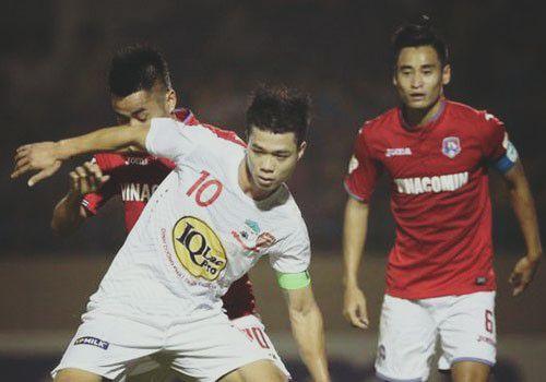 HAGL đại chiến Than Quảng Ninh ngay vòng loại cúp Quốc gia 2018