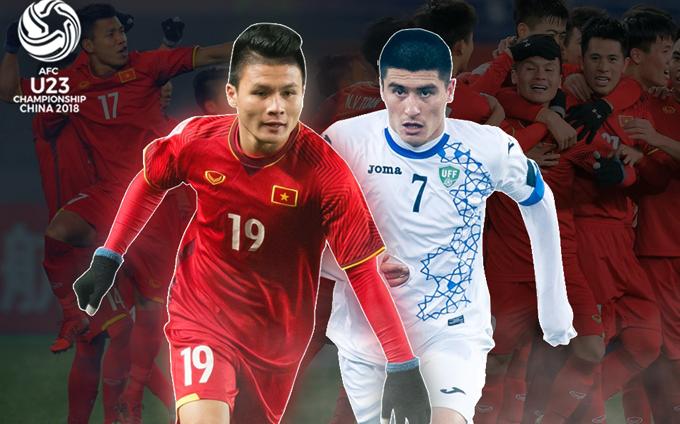 Trọng tài gây nhiều tranh cãi bắt chính trận U23 Việt Nam vs U23 Uzbekistan