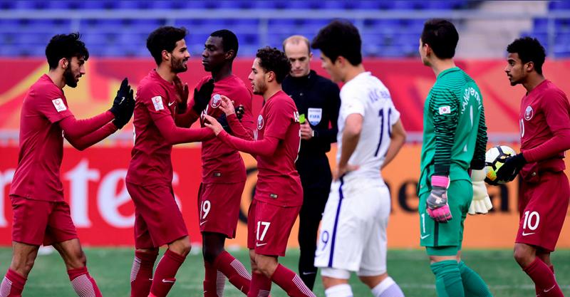 Video U23 Qatar vs U23 Hàn Quốc, Tranh hạng Ba VCK U23 châu Á 2018