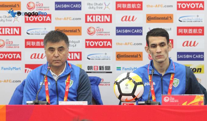 Chung kết U23 châu Á: U23 Uzbekistan cảnh giác cao độ trước U23 Việt Nam
