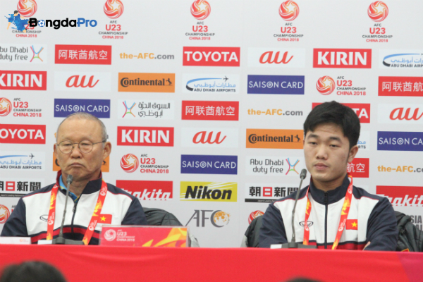 Park Hang Seo tự tin, Xuân Trường quyết tâm vô địch châu Á