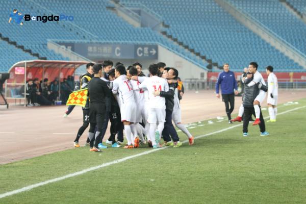 Địa điểm offline xem U23 Việt Nam đá chung kết có màn hình lớn