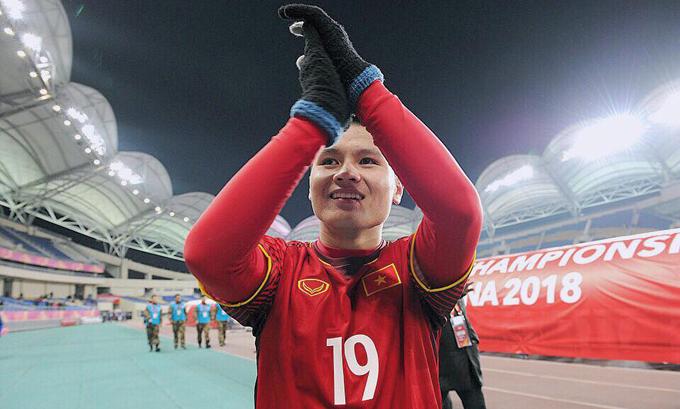 'Thánh siêu phẩm' Quang Hải hụt danh hiệu Cầu thủ xuất sắc nhất VCK U23 châu Á 2018
