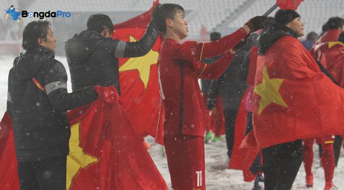 Lộ trình Lễ đón và Mừng công đội tuyển U23 Việt Nam 'vinh quy bái tổ'