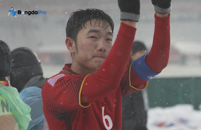 Xuân Trường tiết lộ điều HLV đã nói với toàn đội U23 Việt Nam sau trận chung kết