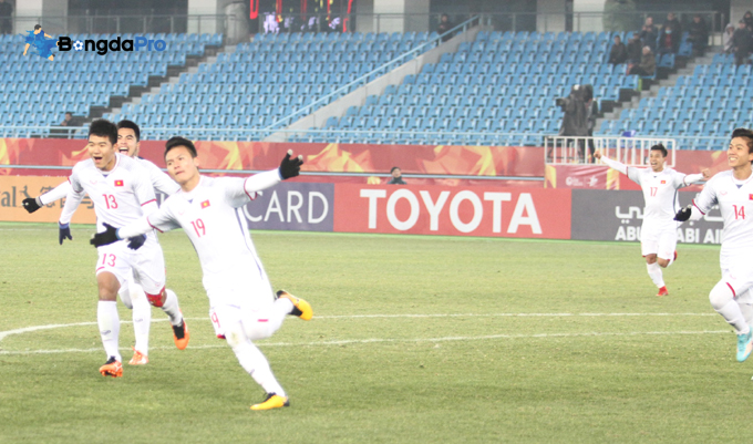 Quang Hải là 'kèo trái ngọt ngào', U23 Việt Nam xứng danh 'Vua penalty'