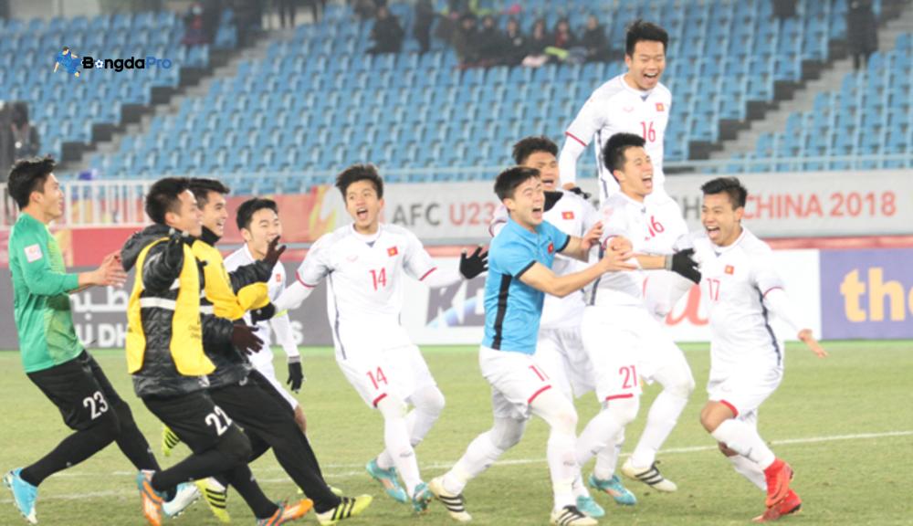 Có 4 tuyển thủ đội U23 Việt Nam được định giá lên tới triệu USD