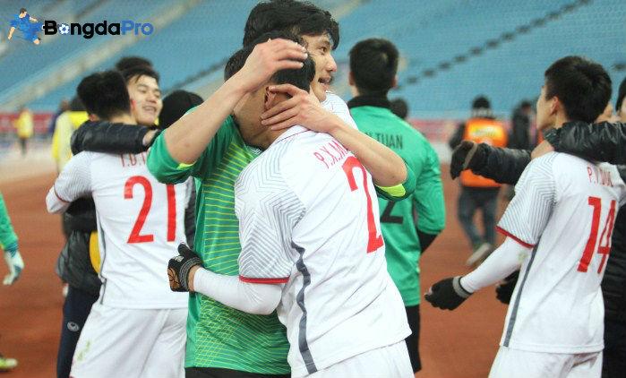 Phan Văn Đức chia sẻ bất ngờ về bàn thắng duy nhất của Công Phượng tại VCK U23 châu Á