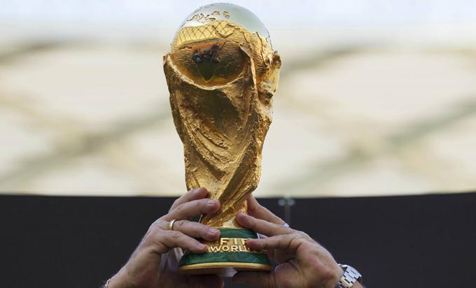 Các giải đấu lớn sẽ diễn ra trong năm 2018