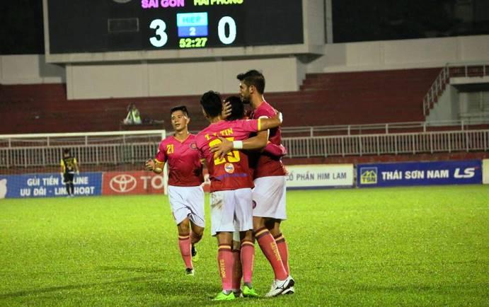 Chuyển động V-League: Sài Gòn FC chia tay HLV trưởng, đón tân Chủ tịch trong cùng một ngày