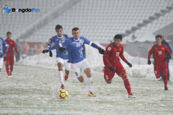 Đối thủ của U23 Việt Nam tiếp tục