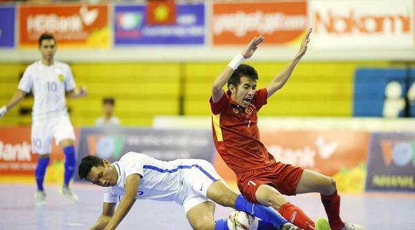 Xem trực tiếp Futsal châu Á 2018 ở đâu?