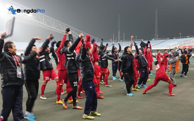 Kỳ tích của U23 Việt Nam chuẩn bị được viết thành sách