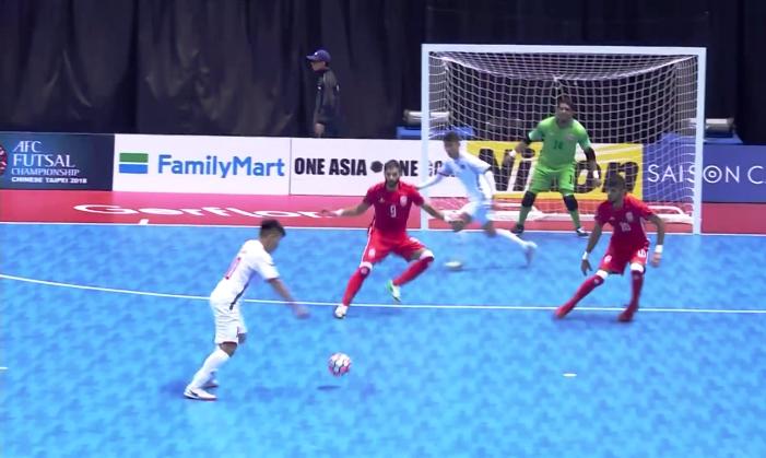 Kết quả Futsal Việt Nam 2-1 Futsal Bahrain: Thắp sáng hy vọng vào tứ kết
