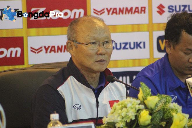 Biết ơn bầu Đức, HLV Park Hang Seo vẫn không ưu ái cầu thủ HAGL