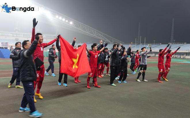 Khan hiếm vé xem U23 Việt Nam giao lưu trên sân Thống Nhất