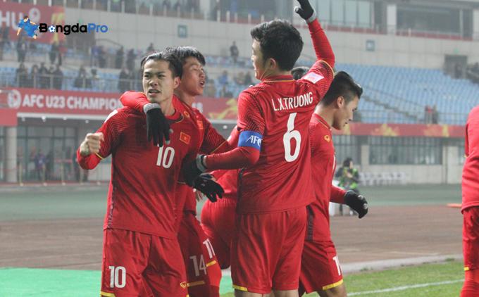 Lịch trình đón đội tuyển U23 Việt Nam tại Sài Gòn/TP Hồ Chí Minh