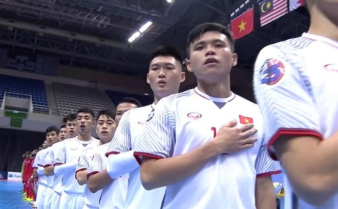 Xem trực tiếp tứ kết futsal châu Á 2018: Việt Nam vs Uzbekistan ở đâu?