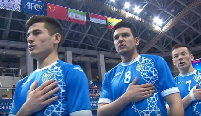 Đội trưởng tuyển futsal Uzbekistan tuyên bố đánh bại futsal Việt Nam để vào bán kết