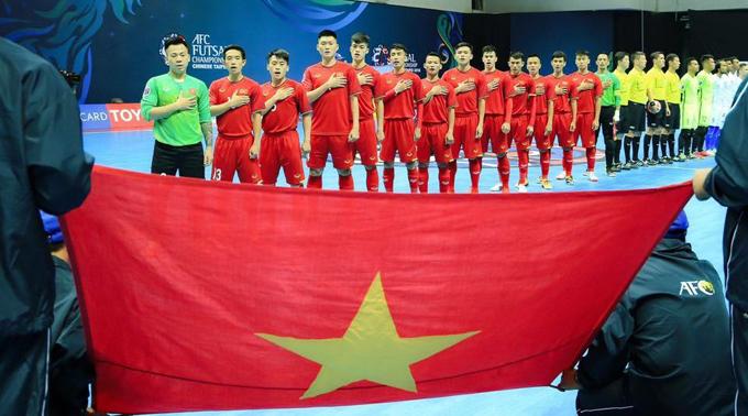 Trực tiếp tứ kết Futsal châu Á 2018 ở đâu?