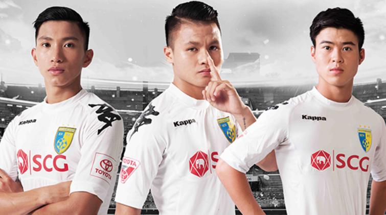 Đội hình trong mơ quy tụ dàn sao trẻ U23 giúp Hà Nội FC xưng vương V-League 2018