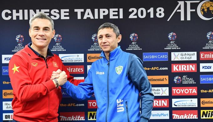 Uzbekistan - đối thủ của ĐT futsal Việt Nam ở tứ kết Futsal châu Á - mạnh cỡ nào