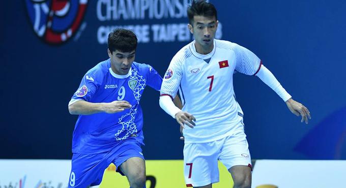 Lịch thi đấu futsal châu Á hôm nay 9/2: 'Kẻ thù' của futsal Việt Nam đại chiến Iran