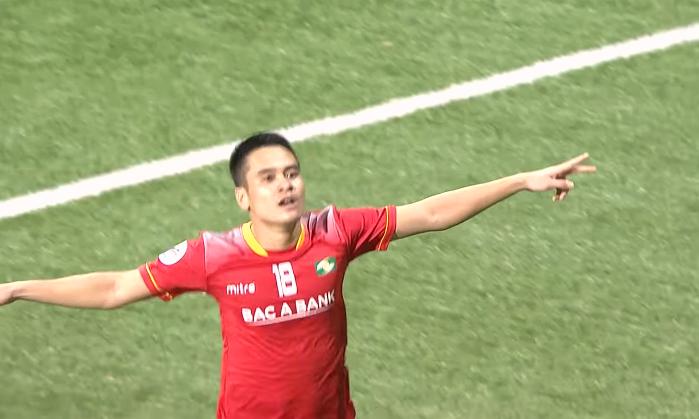 AFC khen ngợi SLNA hết lời sau thắng lợi ấn tượng trên đất Singapore