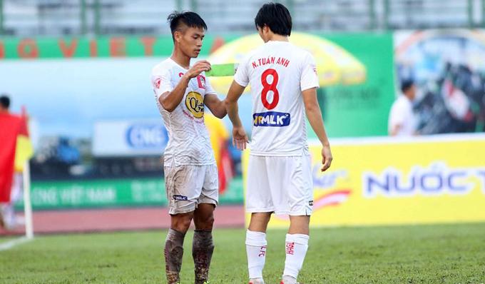 Lịch thi đấu HAGL vs B.Bình Dương, vòng 1 V-League 2018