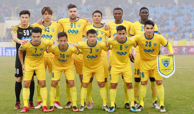 Lịch thi đấu Sanna Khánh Hòa vs FLC Thanh Hóa, vòng 1 V-League 2018