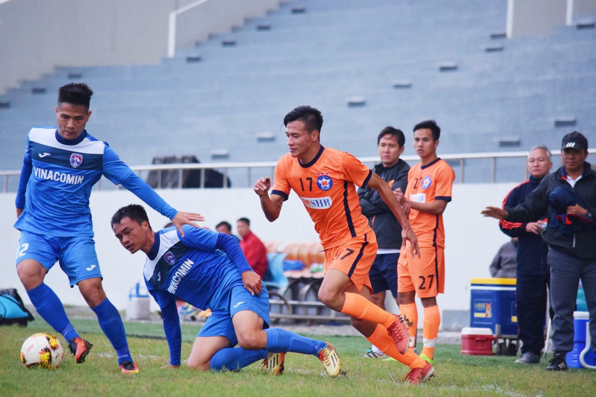 Lịch thi đấu Than Quảng Ninh đá V.League 2018