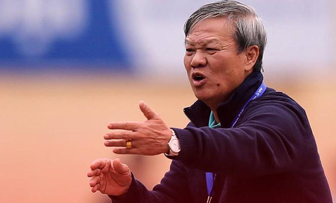 HLV Lê Thụy Hải nói gì về khả năng vô địch V-League 2018 của HAGL?