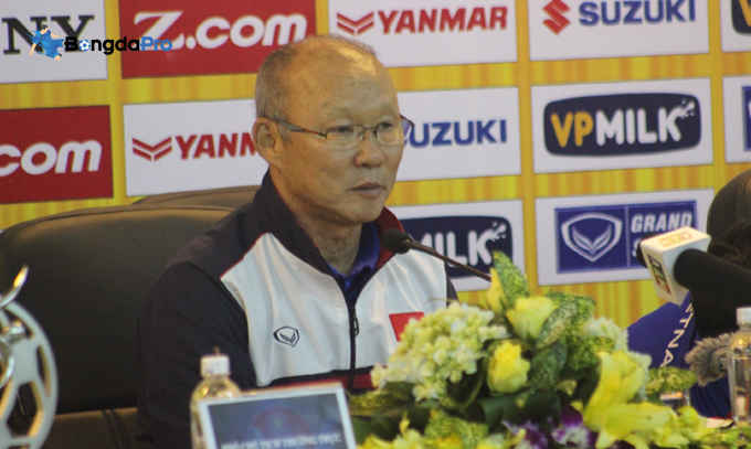 HLV Park Hang Seo tái ngộ 'cố nhân' Guus Hiddink trong dịp Tết Mậu Tuất