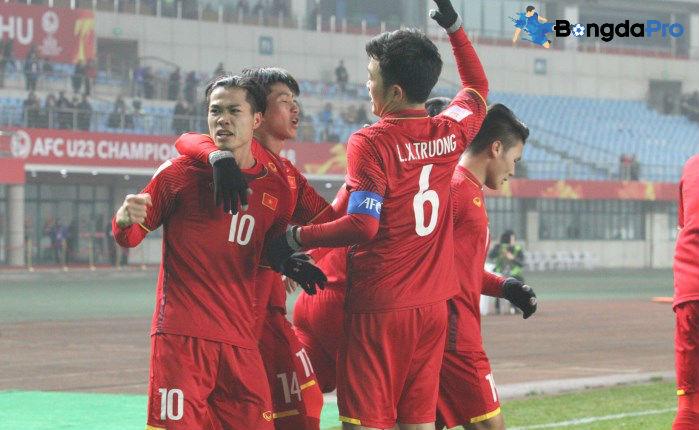 BXH FIFA tháng 2/2018: Bóng đá Việt Nam nhận tin vui trong ngày mùng 1 Tết Mậu Tuất