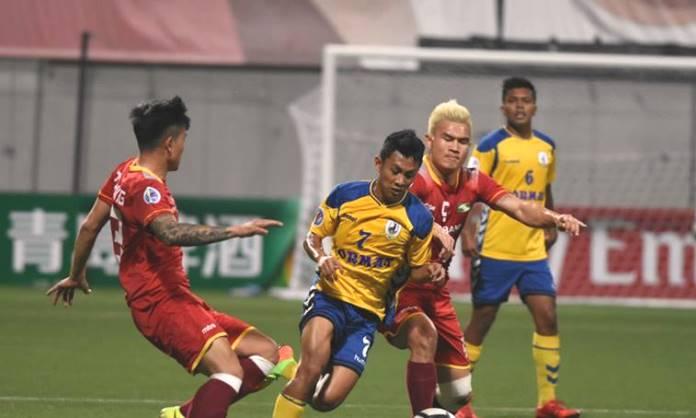 CĐV theo dõi trận tranh Siêu cúp Quốc gia giữa SLNA vs Quảng Nam như thế nào?
