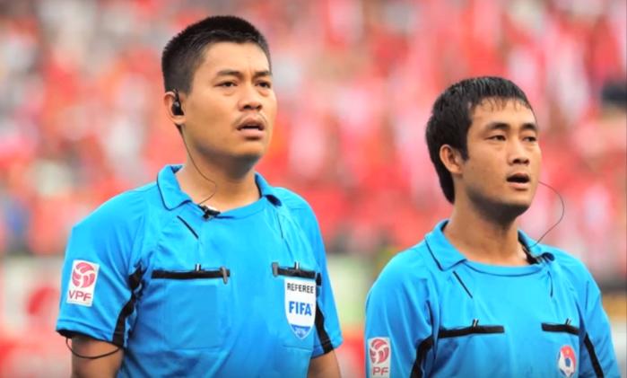 Xác định tổ trọng tài bắt trận Siêu Cúp QG giữa Quảng Nam FC vs SLNA